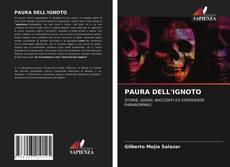 Couverture de PAURA DELL'IGNOTO