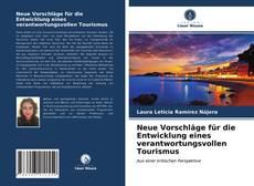 Couverture de Neue Vorschläge für die Entwicklung eines verantwortungsvollen Tourismus