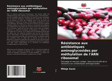 Copertina di Résistance aux antibiotiques aminoglycosides par méthylation de l'ARN ribosomal
