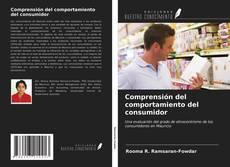 Portada del libro de Comprensión del comportamiento del consumidor