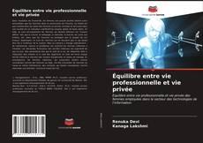 Équilibre entre vie professionnelle et vie privée kitap kapağı