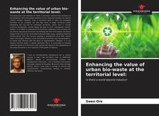 Обложка Enhancing the value of urban bio-waste at the territorial level: