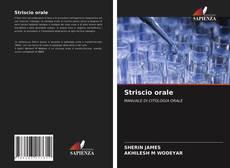Обложка Striscio orale