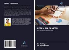 Bookcover of LEZEN EN DENKEN