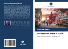 Bookcover of Verbrechen ohne Strafe