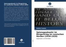 Bookcover of Spionageabwehr im Bürgerkrieg im russischen Norden (1918-1920)