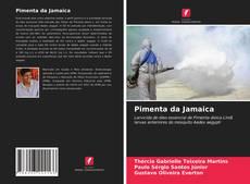 Capa do livro de Pimenta da Jamaica