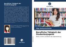 Capa do livro de Berufliche Tätigkeit der Studentenjugend