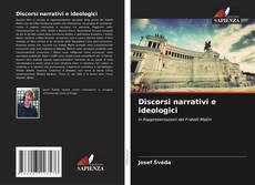 Обложка Discorsi narrativi e ideologici