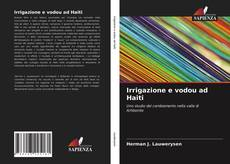 Bookcover of Irrigazione e vodou ad Haiti