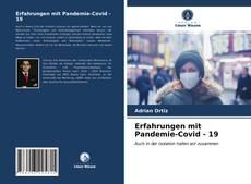 Capa do livro de Erfahrungen mit Pandemie-Covid - 19