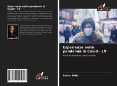 Couverture de Esperienze nella pandemia di Covid - 19