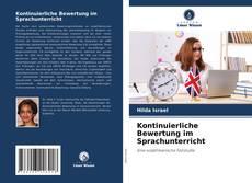 Bookcover of Kontinuierliche Bewertung im Sprachunterricht