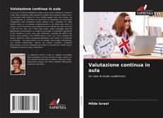 Bookcover of Valutazione continua in aula