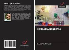 Обложка EDUKACJA NAUKOWA