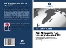 Borítókép a  Vom Aktionsplan von Lagos zur Agenda 2063 - hoz