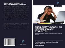 Обложка BURN-OUTSYNDROOM BIJ MOZAMBIKAANSE STUDENTEN