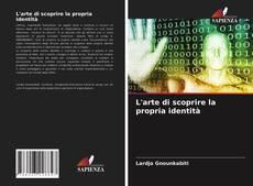 Buchcover von L'arte di scoprire la propria identità