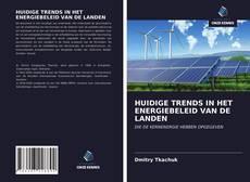 Buchcover von HUIDIGE TRENDS IN HET ENERGIEBELEID VAN DE LANDEN