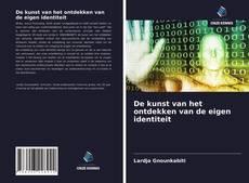 Buchcover von De kunst van het ontdekken van de eigen identiteit