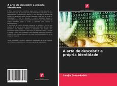 Buchcover von A arte de descobrir a própria identidade