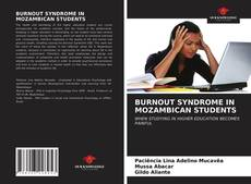 Bookcover of BURNOUT SYNDROME IN MOZAMBICAN STUDENTS