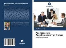 Buchcover von Psychosoziale Auswirkungen von Humor