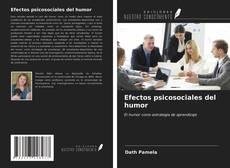 Buchcover von Efectos psicosociales del humor