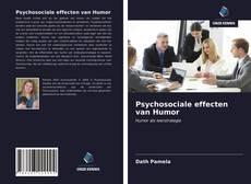 Bookcover of Psychosociale effecten van Humor