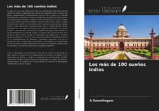 Bookcover of Los más de 100 sueños indios