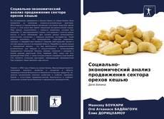 Bookcover of Социально-экономический анализ продвижения сектора орехов кешью