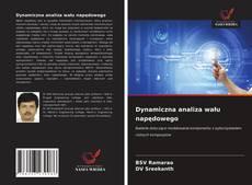 Bookcover of Dynamiczna analiza wału napędowego