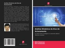 Bookcover of Análise Dinâmica do Eixo de Acionamento