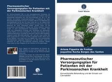 Bookcover of Pharmazeutischer Versorgungsplan für Patienten mit der Parkinsonschen Krankheit