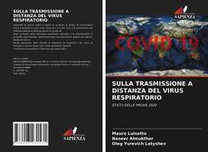 Copertina di SULLA TRASMISSIONE A DISTANZA DEL VIRUS RESPIRATORIO