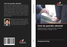 Buchcover von Cani da guardia sdentati