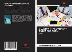 Couverture de QUALITY IMPROVEMENT AUDIT PROGRAM