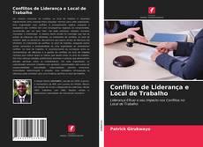 Capa do livro de Conflitos de Liderança e Local de Trabalho