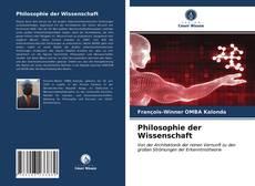 Capa do livro de Philosophie der Wissenschaft