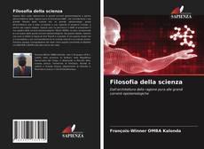 Capa do livro de Filosofia della scienza
