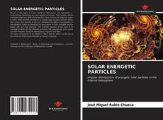 Couverture de SOLAR ENERGETIC PARTICLES