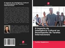 Portada del libro de O Impacto da Inteligência Cultural no Desempenho de Tarefas Internacionais