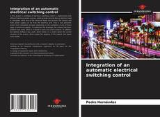Couverture de Integration of an automatic electrical switching control