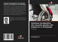 Copertina di Gestione terapeutica dei muscoli spastici del polpaccio in Emiplegia