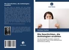 Portada del libro de Die Geschichten, die Anthologien erzählen