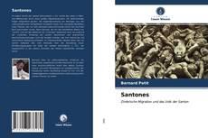 Buchcover von Santones