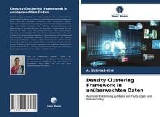 Capa do livro de Density Clustering Framework in unüberwachten Daten