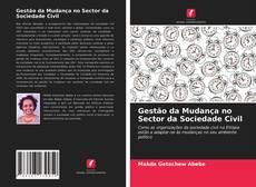 Gestão da Mudança no Sector da Sociedade Civil kitap kapağı