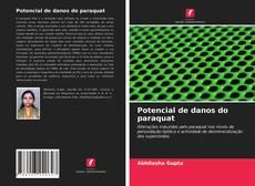 Capa do livro de Potencial de danos do paraquat