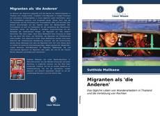 Couverture de Migranten als 'die Anderen'